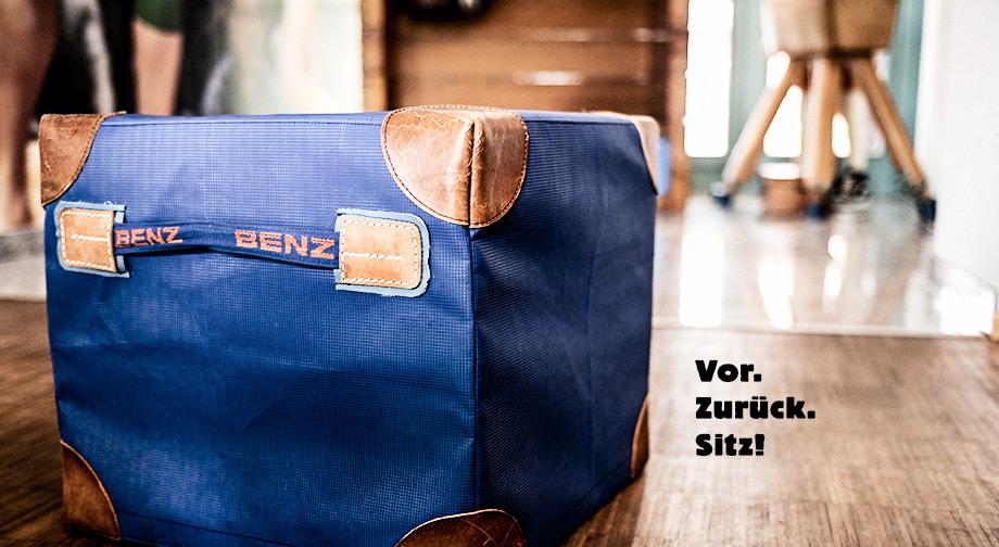 startseite zirkeltraining bernd d rr recycling goods lovely recycled vintage bags. Black Bedroom Furniture Sets. Home Design Ideas