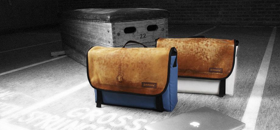 kasten uni zirkeltraining bernd d rr recycling goods lovely recycled vintage bags. Black Bedroom Furniture Sets. Home Design Ideas