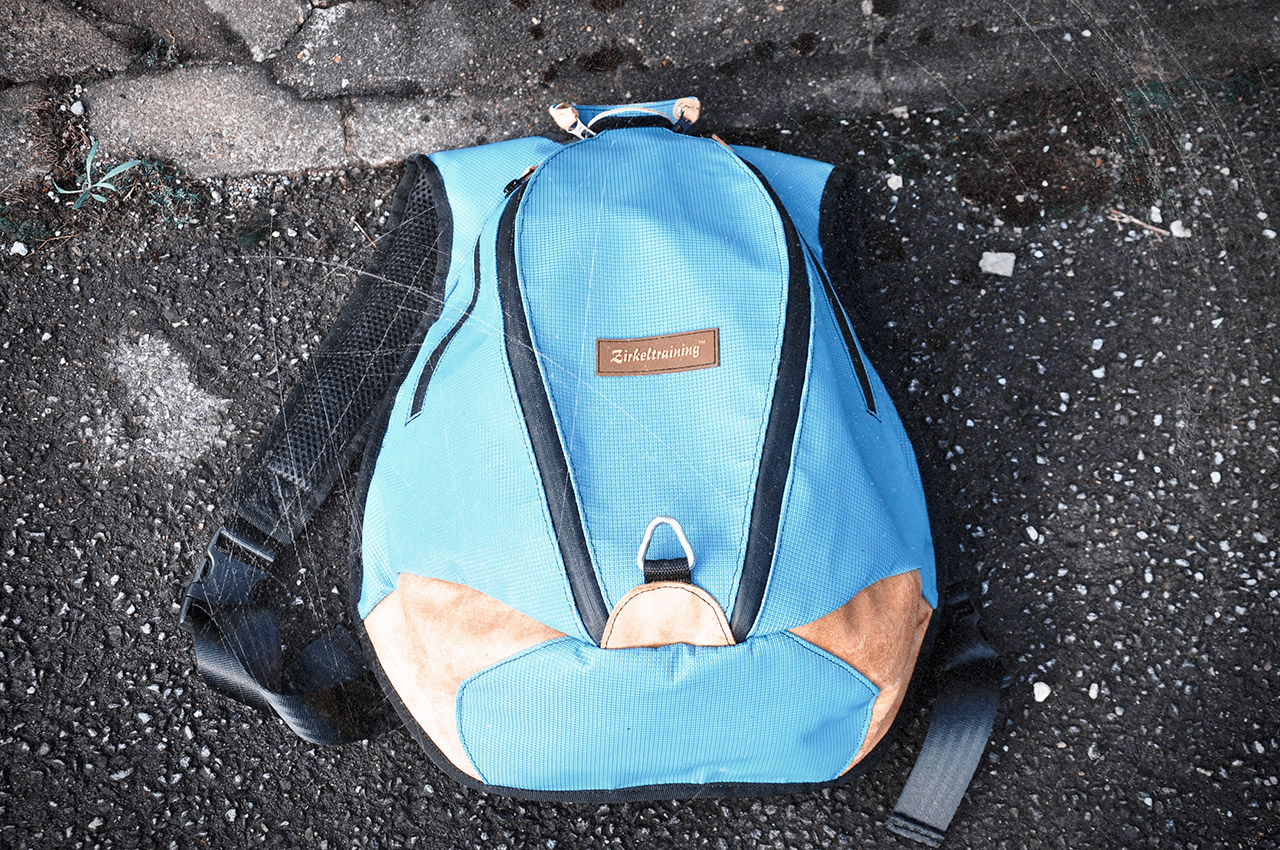 zirkeltraining rucksack